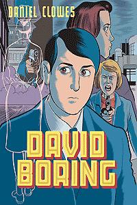 David Boring, Einzelband, Reprodukt Comics