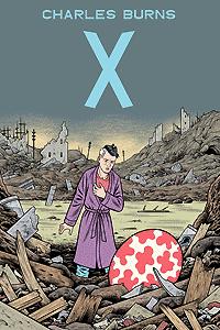 X, Einzelband, Reprodukt Comics