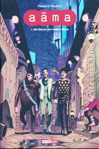 Aama, Aâma, Band 1, Reprodukt Comics