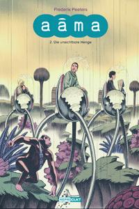Aama, Aâma, Band 2, Reprodukt Comics
