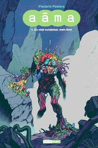 Aama, A�ma, Band 4, Reprodukt Comics