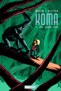 KOMA, Band 2, Reprodukt Comics