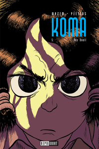 KOMA, Band 5, Reprodukt Comics