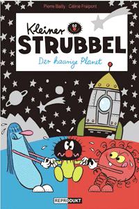 Kleiner Strubbel, Band 10, Reprodukt Comics