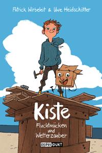 KISTE, Band 2, Reprodukt Comics
