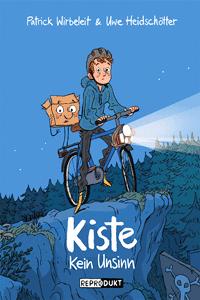 KISTE, Band 3, Reprodukt Comics
