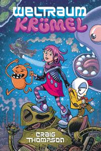 WELTRAUMKR�MEL, Einzelband, Reprodukt Comics