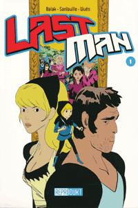 LASTMAN, Band 1, Reprodukt Comics