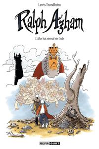 RALPH AZHAM, Band 7, Reprodukt Comics