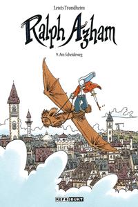 RALPH AZHAM, Band 9, Reprodukt Comics