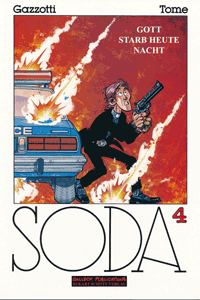 SODA, Band 4, Salleck Publications | Eckart Schott Verlag