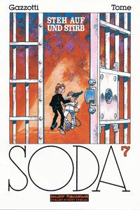 SODA, Band 7, Salleck Publications | Eckart Schott Verlag