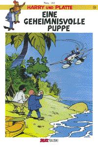 Harry und Platte, Band 19, Eine geheimnisvolle Puppe