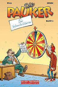 Die Pauker, Band 2, Salleck Publications   Eckart Schott Verlag