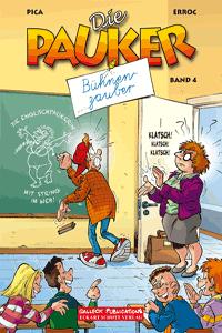 Die Pauker, Band 4, Salleck Publications | Eckart Schott Verlag