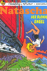 Natascha, Band 16, Der blonde Engel