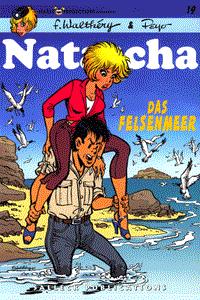 Natascha, Band 19, Das Felsenmeer