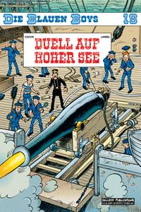 Die Blauen Boys, Band 19, Salleck Publications | Eckart Schott Verlag