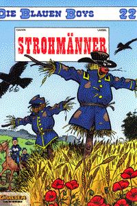 Die Blauen Boys, Band 22, Strohm�nner