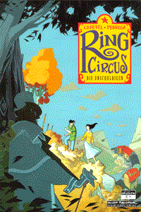 Ring Circus, Band 2, Salleck Publications | Eckart Schott Verlag