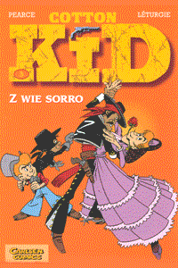 Cotton Kid, Band 3, Salleck Publications | Eckart Schott Verlag
