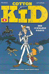 Cotton Kid, Band 6, Salleck Publications | Eckart Schott Verlag