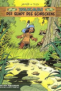 YAKARI, Band 33, Salleck Publications | Eckart Schott Verlag