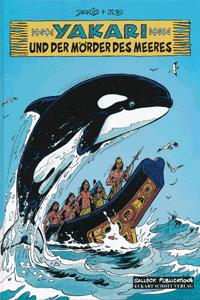 Yakari, Band 38, Yakari und der Mörder des Meeres