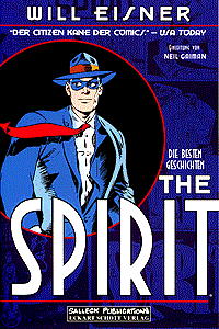 The Spirit, Einzelband, Die besten Geschichten
