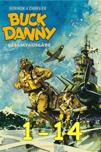 Buck Danny Gesamtausgabe, Band 1-14, 1946 - 2008