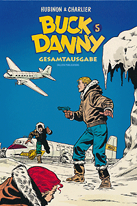 Buck Danny Gesamtausgabe, Band 5, 1955 - 1956