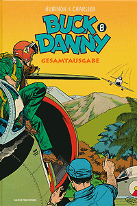 Buck Danny Gesamtausgabe, Band 8, 1960 - 1962