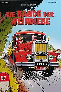 Die Abenteuer von Jacques Gibrat, Band 1, Salleck Publications | Eckart Schott Verlag