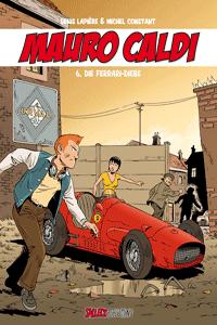 Mauro Caldi, Band 6, Die Ferrari-Diebe