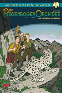 Die Abenteuer von Julius Chancer, Band 2, Salleck Publications | Eckart Schott Verlag