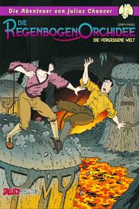 Die Abenteuer von Julius Chancer, Band 3, Salleck Publications | Eckart Schott Verlag