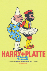 HARRY UND PLATTE Gesamtausgabe | Chronologisch, Band 3, Salleck Publications | Eckart Schott Verlag