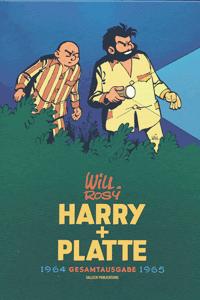 HARRY UND PLATTE Gesamtausgabe | Chronologisch, Band 4, Salleck Publications | Eckart Schott Verlag