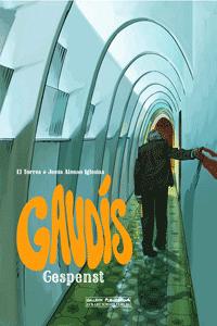 GAUDIS GESPENST, Einzelband, Salleck Publications | Eckart Schott Verlag