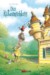DAS KATZENSCHLOSS, Einzelband, Salleck Publications | Eckart Schott Verlag