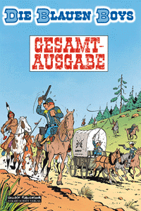 Die Blauen Boys Gesamtausgabe, Band 1, Salleck Publications | Eckart Schott Verlag