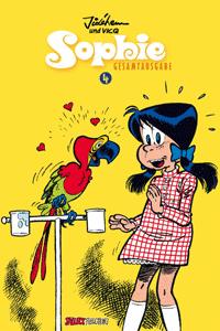 SOPHIE GESAMTAUSGABE, Band 4, Salleck Publications | Eckart Schott Verlag