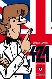 421 Gesamtausgabe | 1980 - 1983, Band 1, Salleck Publications | Eckart Schott Verlag