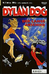 Dylan Dog, Band 3, Der lange Abschied