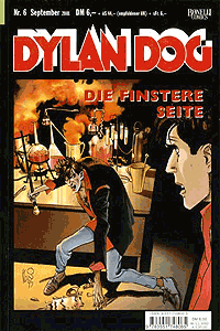 Dylan Dog, Band 6, Schwarzer Klecks