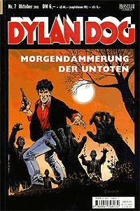 Dylan Dog, Band 7, Schwarzer Klecks