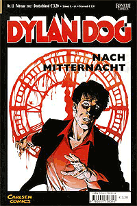 Dylan Dog, Band 11, Schwarzer Klecks