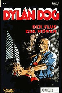 Dylan Dog, Band 14, Schwarzer Klecks