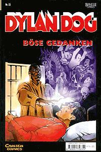 Dylan Dog, Band 15, B�se Gedanken