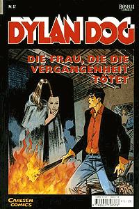 Dylan Dog, Band 17, Die Frau, die die Vergangenheit t�tet